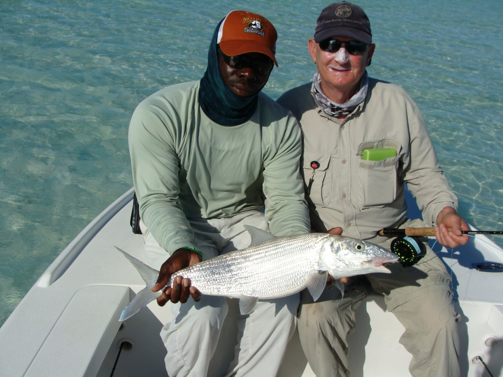 Big Andros bonefish